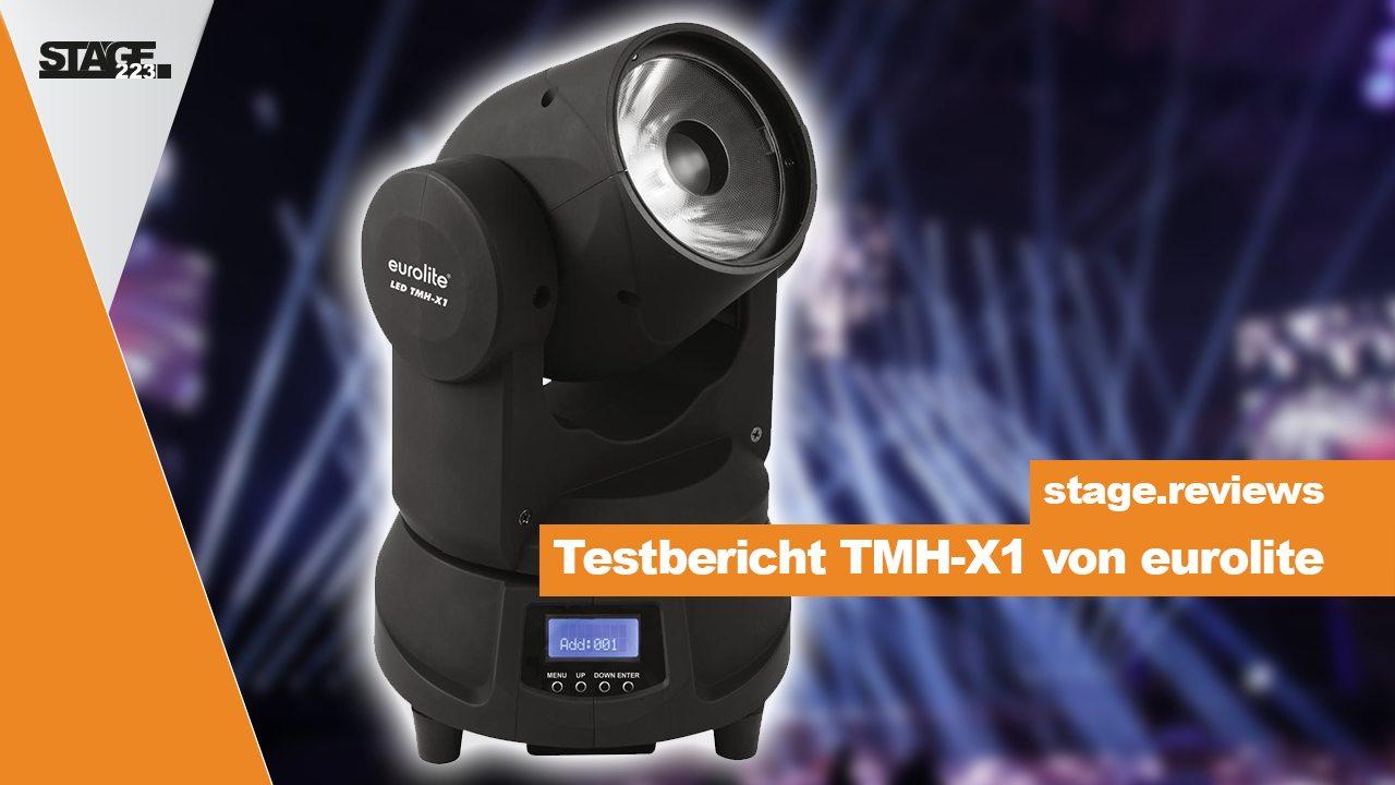 eurolite TMH-X1