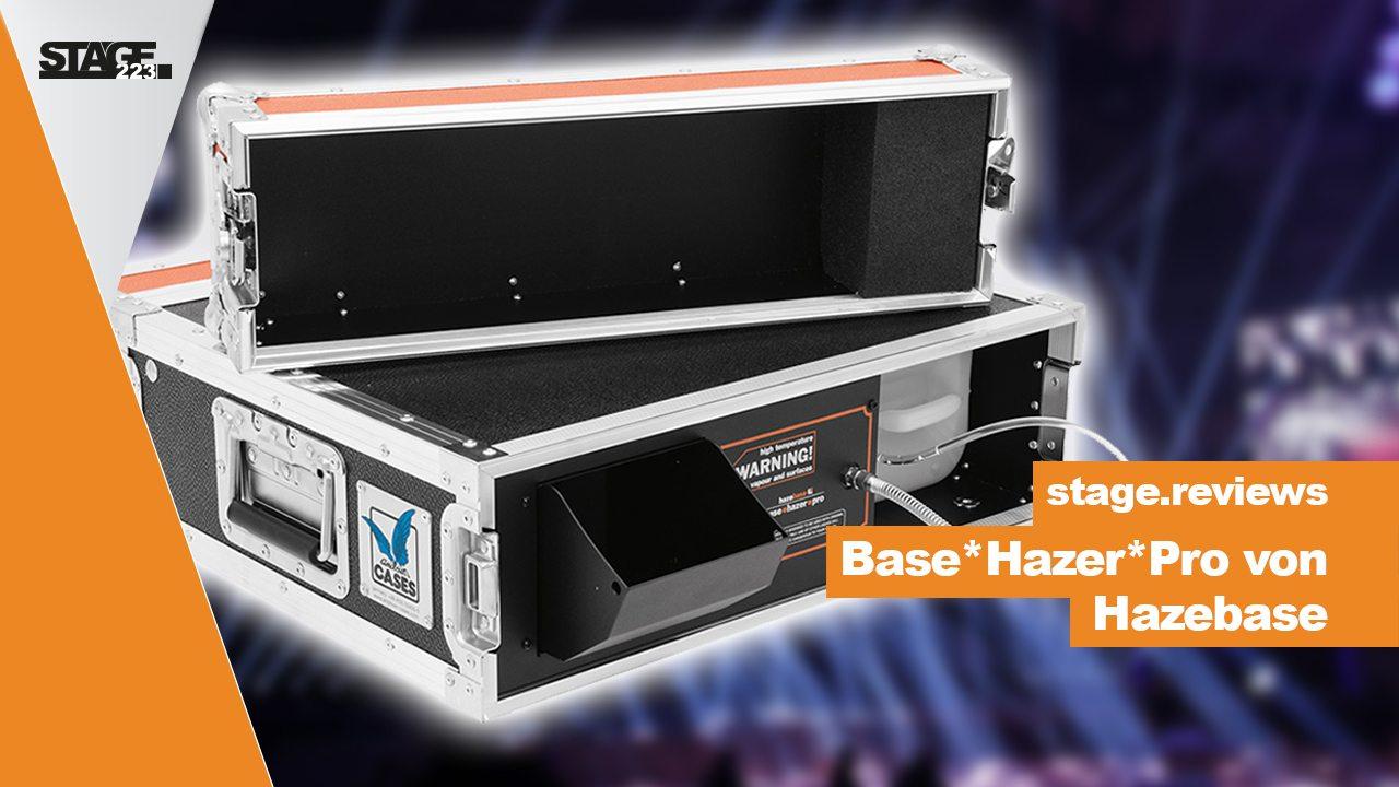 Hazebase Base Hazer Pro