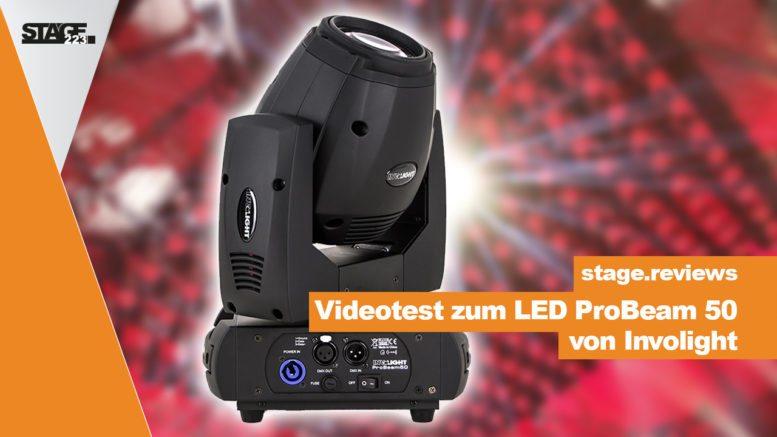Involight LED ProBeam50