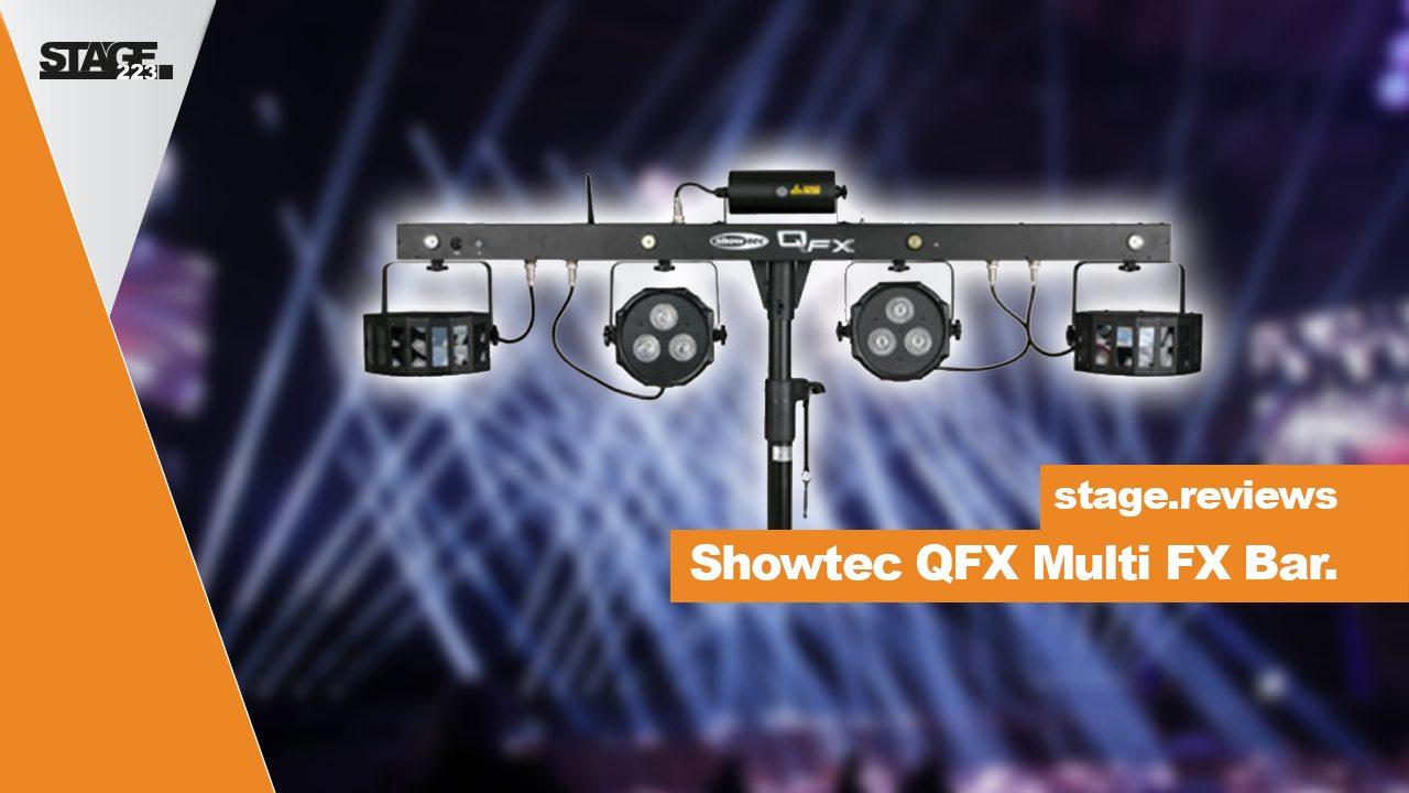 Showtec QFX Multi FX Bar
