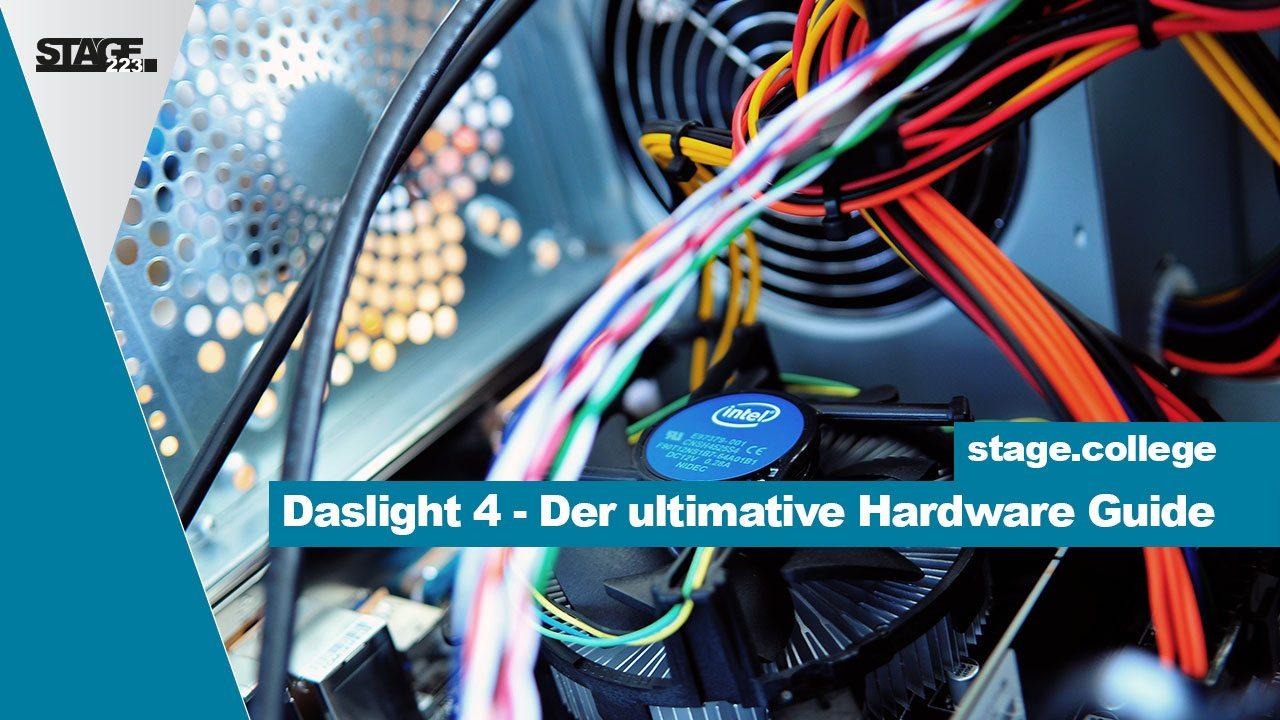 Daslight 4 der ultimative Hardware Guide