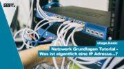 Was ist eine IP Adresse?
