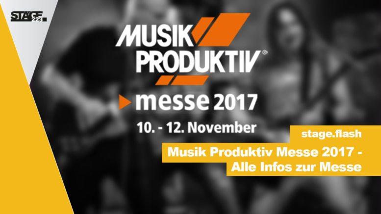 Musik Produktiv Hausmesse 2018