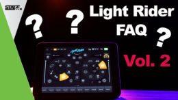 Light Rider FAQ volume 2