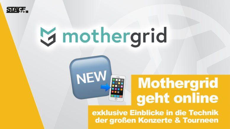 Mothergrid - Das neue Magazin geht online