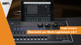 Work Pro Lightshark LS-1 im Test