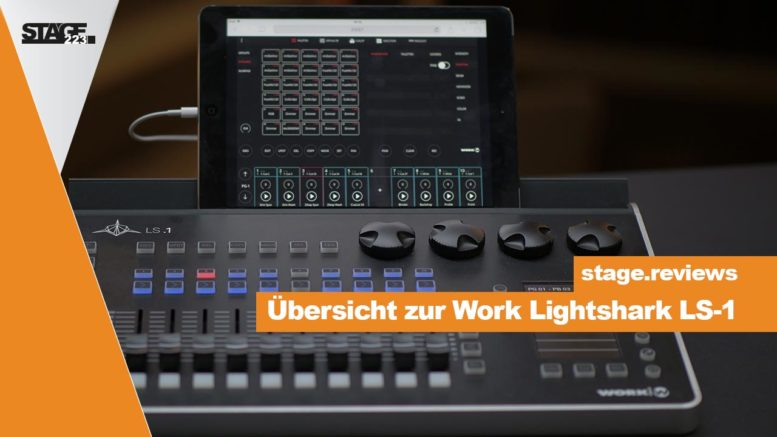 Work Pro Lightshark LS-1 im Test