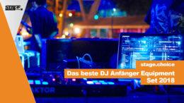 DJ Anfänger Equipment 2018 - Kaufberatung