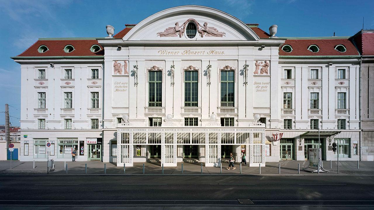 Seit 2018 verfügt der Große Saal des Wiener Konzerthauses mit 1.850 Sitzplätzen über ein mobiles und flexibles L-Acoustics System (Foto: Rupert Steiner)