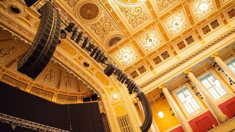 Wiener Konzerthaus investiert in Flexibles Kara-System von L-Acoustics