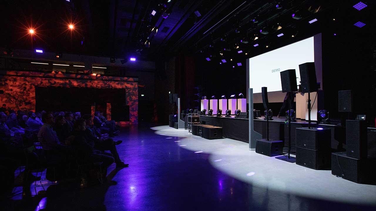 Erfolgreiche Premiere der Event.Tech Days Adam Hall Group