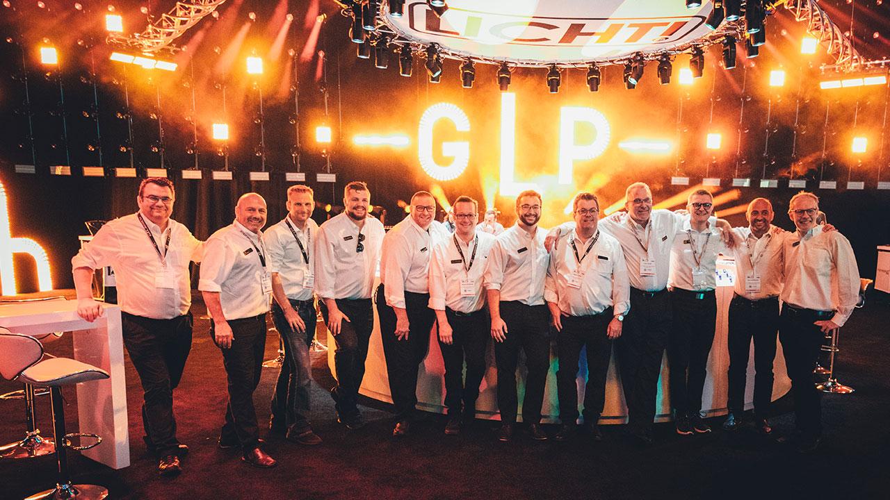 LDI 2018 - GLP Stand