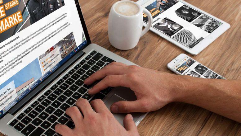 Der Großhändler für Veranstaltungstechnik lässt seinen Webshop mit einem Relaunch des Frontends in neuem, modernen Design erstrahlen.