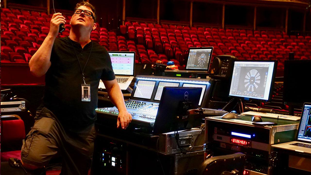 L-ISA-Premiere in Großbritannien – alt-J verwandeln die Royal Albert Hall in eine immersive Live-Sound-Umgebung
