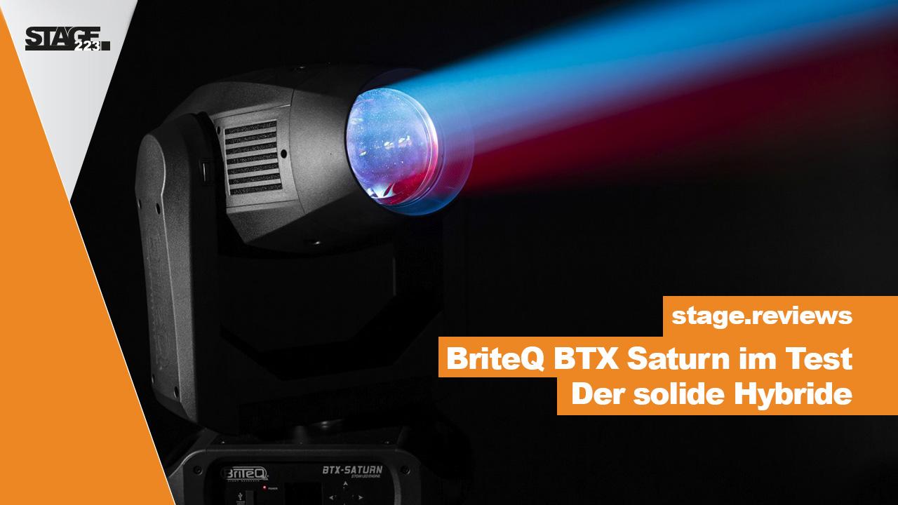 BriteQ BTX Saturn im Test - Der solide Hybride