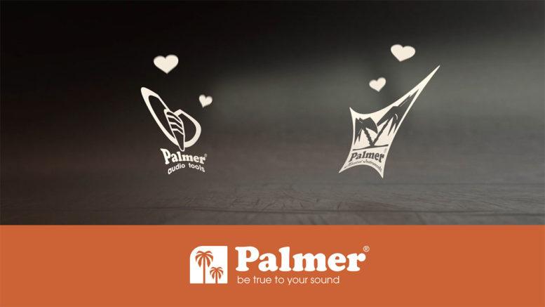 Palmer stellt auf der NAMM neue Markenidentität vor