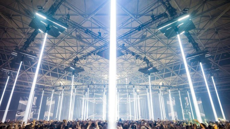 Robe Helps Martin Garrix Launch Anima