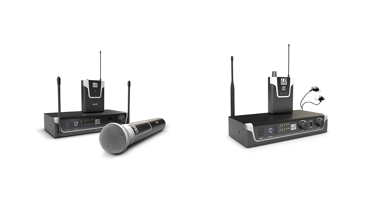 drahtlosen-In-Ear-Monitoring-(IEM)-Systeme-der-Serie-U300