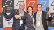 fischerAppelt erhält zwei Auszeichnungen beim BrandEx Award 2019