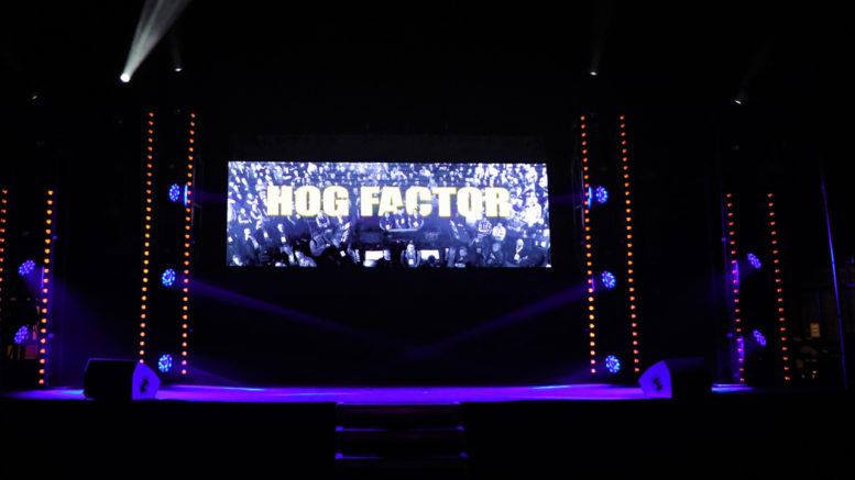 Noch bis 26. Februar haben Interessierte die Chance, ein Ticket für das Hog Factor-Finale in Frankfurt zu lösen. Foto: High End Systems