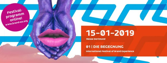 AVENTEM ist Diamond Sponsor beim ersten BrandEx Kreativ-Award in Dortmund am 15. Januar 2019