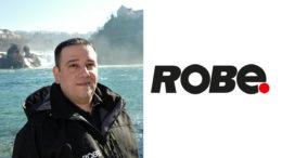 Luca Idone verstärkt die Robe Deutschland GmbH im Vertrieb für die Schweiz