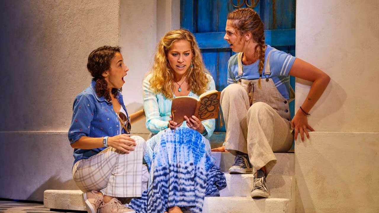Mamma Mia Musical ©stage entertainment