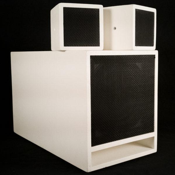 Nicos DIY mini PA- Anlage