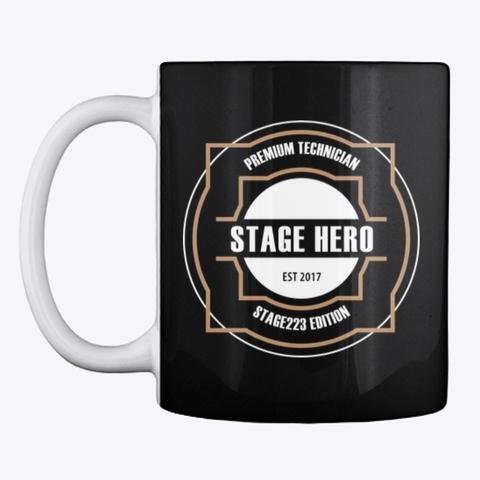 "Die ""stagehero"" Kaffeetasse"