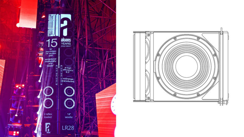 Alcons Audio auf der Prolight + Sound 2019: Alles dreht sich um Live