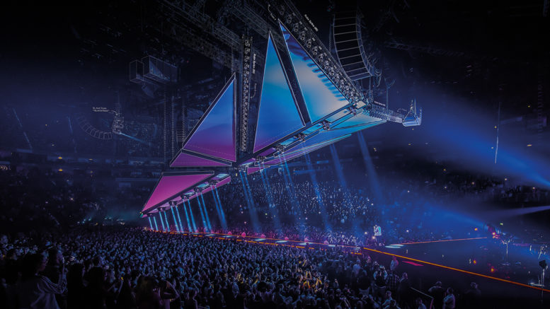 Vectorworks Spotlight 2019 (The Weeknd Starboy Tour | © SRae Productions and Ralph Larmann)