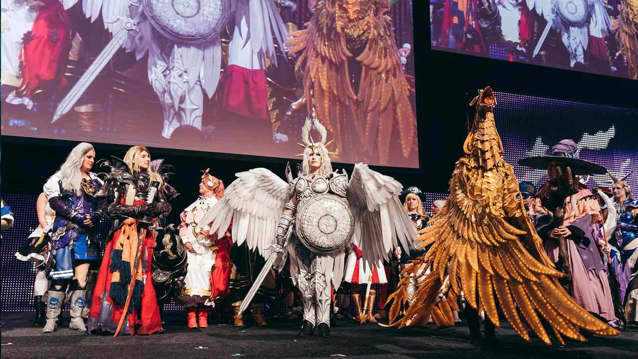 "Final Fantasy XIV Fan Festival"" 2019 (Fotos: dlp motive GmbH)"