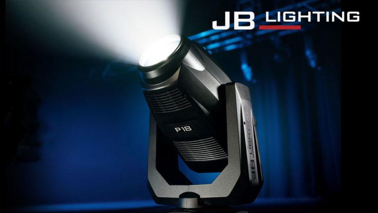 JB-Lighting P18 Wash ©JB-Lighting