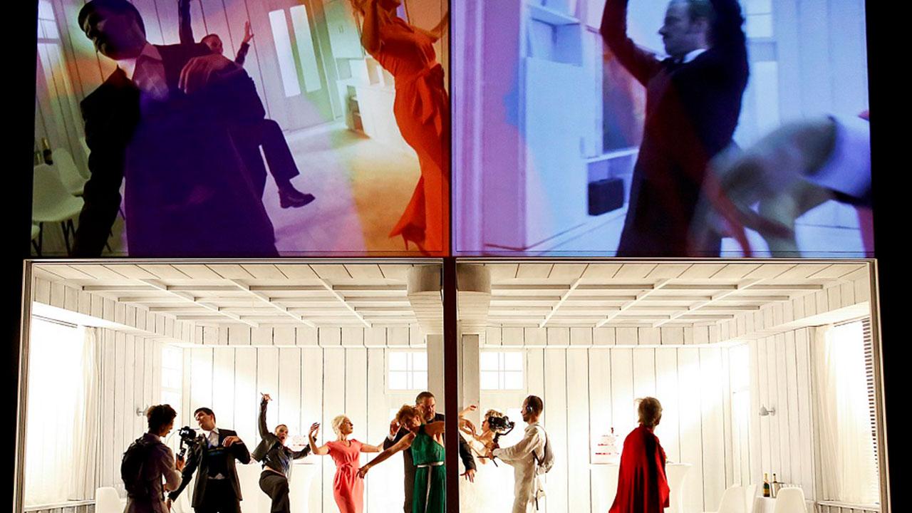 """©Messe Frankfurt: Kategorie Theater – künstlerische und technische Realisation: """"Die Parallelwelt"""""""