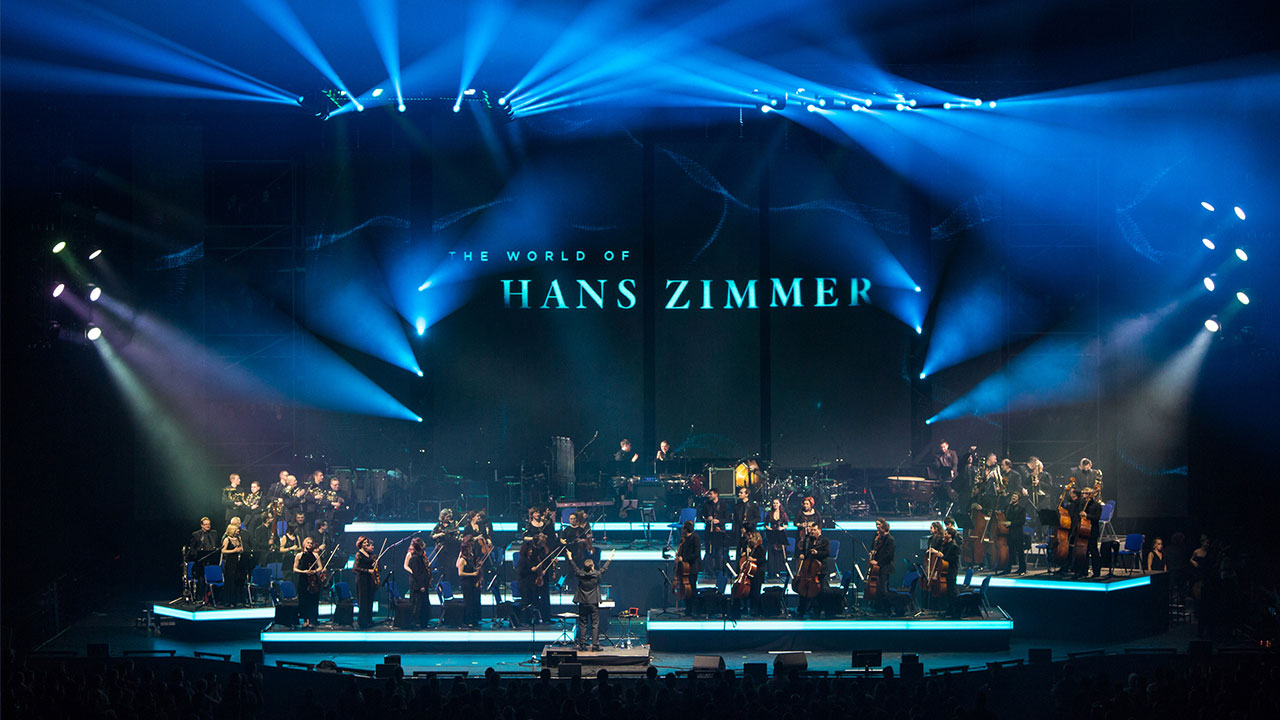 "Tournee-Produktion ""The World of Hans Zimmer – A Symphonic Celebration"" (Fotos: Soundhouse Frank Embacher)"