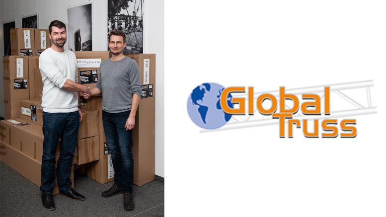 Die Private Berufsschule für Medientechnik | b-trend-setting setzt auf Global Truss