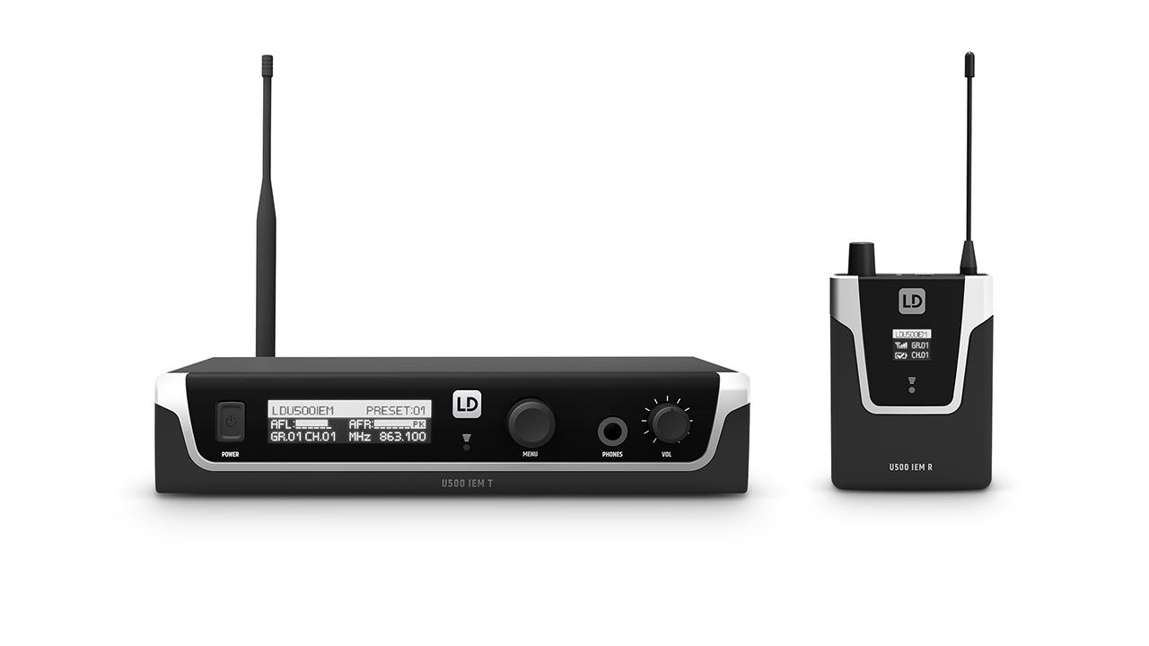 U500 IEM (Foto: LD Systems)