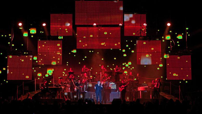 Roland Kaiser Arena-Tournee (Fotos: Simon Kropp)