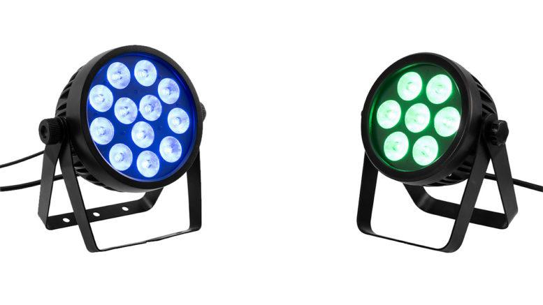 Eurolite präsentiert 7C-Scheinwerfer mit unbegrenzten Möglichkeiten der Farbgestaltung