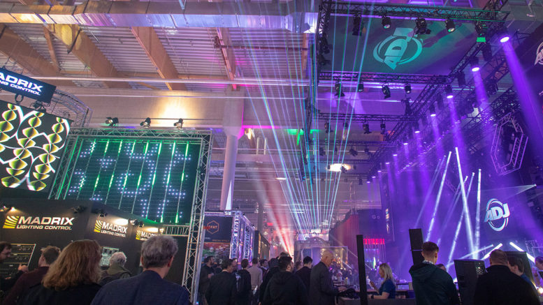 Musikmesse und Prolight + Sound 2019 präsentierten sich international, professionell, innovativ und voller Event-Highlights