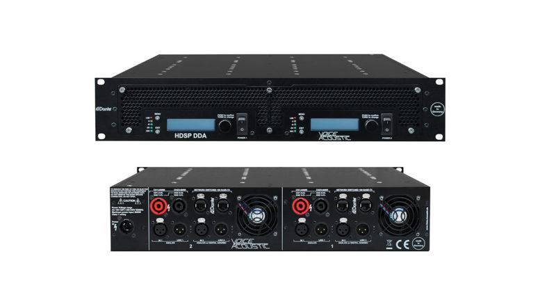Erfolgreiche prolight+sound Teilnahme mit Präsentation der neuen DDA Systemelektronik von Voice-Acoustic.