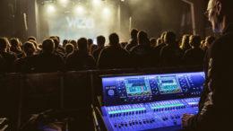 Punk 4.0 – WIZO auf Tour mit Allen & Heath dLive