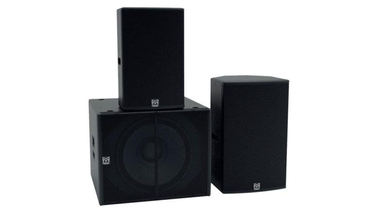 Die beliebte portable BlacklineX Serie jetzt auch als aktives System verfügbar.