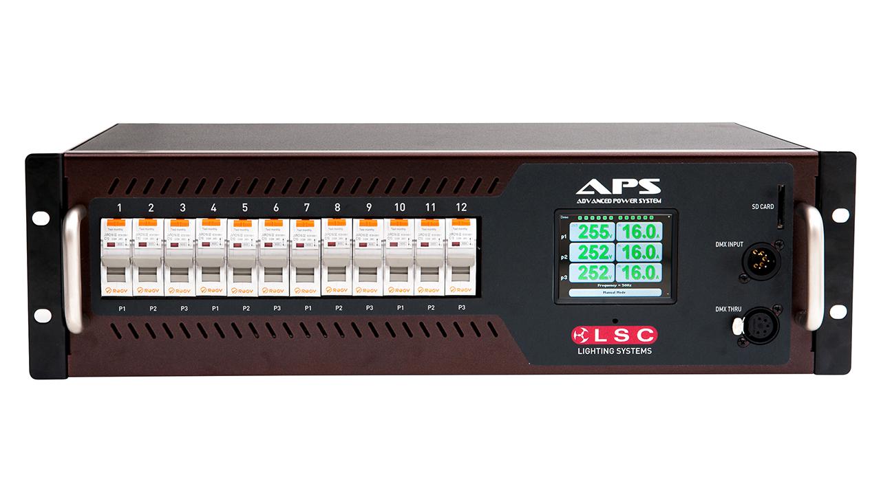 Das Advanced Power System von LSC