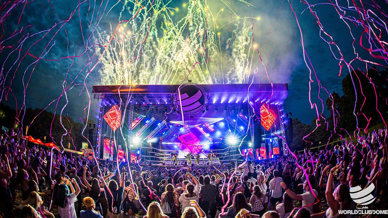 dlp motive beim World Club Dome 2019 (Fotos: BigCityBeats GmbH