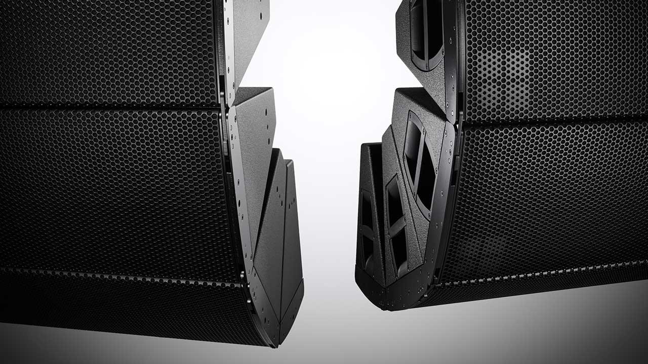 d&b audiotechnik stellt neue A-Serie auf der InfoComm 2019 vor.