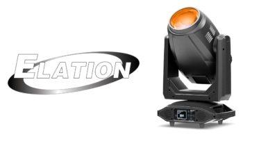 Nach dem erfolgreichen Smarty Hybrid erweitert ELATION die Smarty-Familie um den Smarty MaX, der eine hohe Lichtleistung, lange Lampenlebensdauer besitzt.