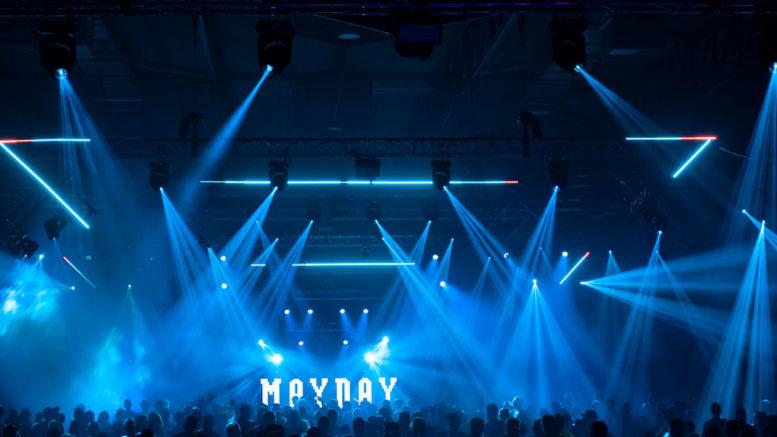 Mayday 2019: Technik von Ayrton, Robe und Chauvet im Einsatz