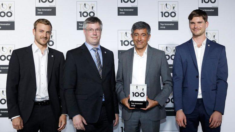 Bereits zum dritten Mal nach 2017 und 2018 wurde das Spezial-Unternehmen für Bühnentechnik und Kinetik mit dem TOP 100 Award geehrt