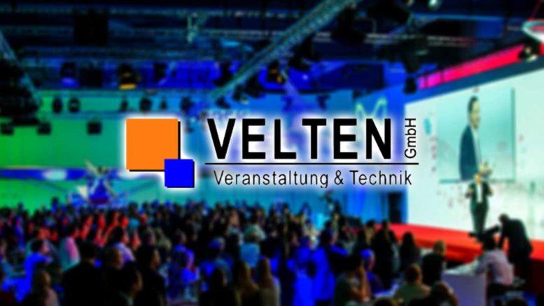 In diesem Monat ist genau ein Vierteljahrhundert vergangen, seit Uli Velten die VELTEN Veranstaltung & Technik GmbH gründete und mit dem BarcoData 5000